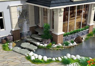 VLXD.org VatlieuDa3 Gợi ý vật liệu đá và những nguyên tắc sử dụng đá trong trang trí sân vườn
