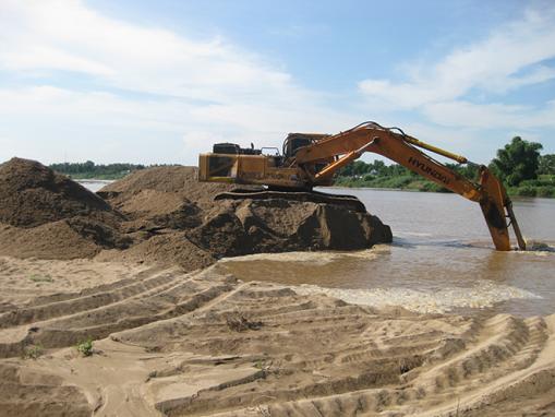 Kết quả hình ảnh cho vật liệu xây dựng cát sỏi đá