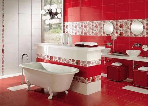 3 phong cách thiết kế nội thất phòng tắm