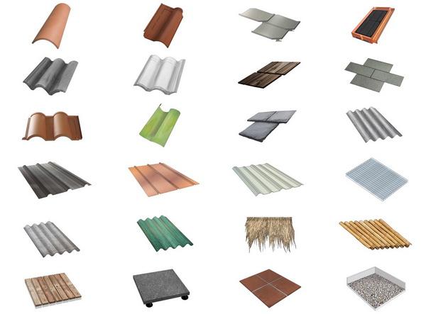 Các loai vật liệu lợp cho mái nhà - Vật liệu xây dựng Việt Nam