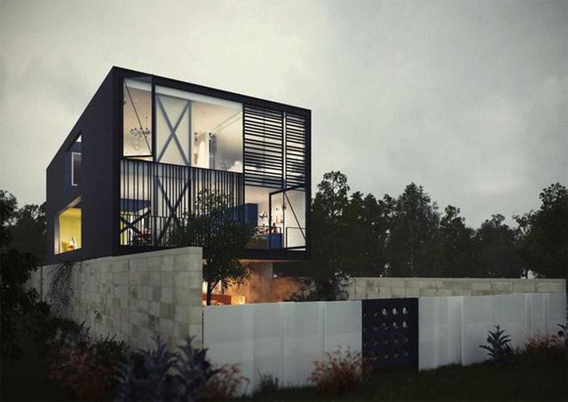 vlxd org kinh2 - Thiết kế nhà bằng kính đẹp không chê vào đâu được