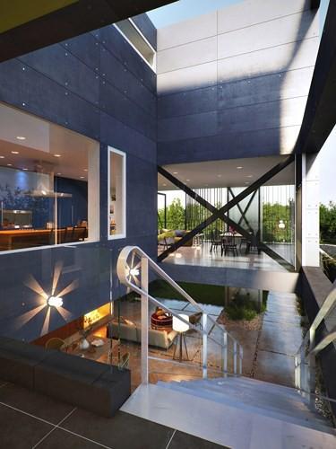 vlxd org kinh3 - Thiết kế nhà bằng kính đẹp không chê vào đâu được