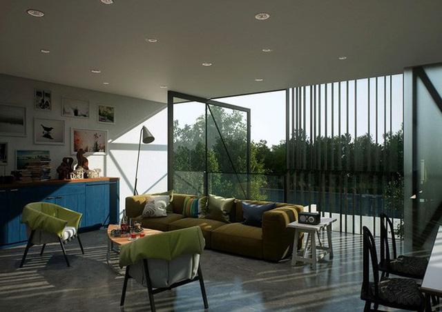 vlxd org kinh5 - Thiết kế nhà bằng kính đẹp không chê vào đâu được