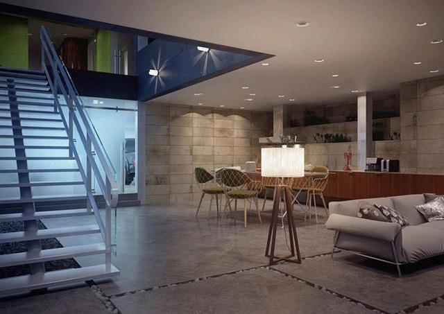 vlxd org kinh7 - Thiết kế nhà bằng kính đẹp không chê vào đâu được
