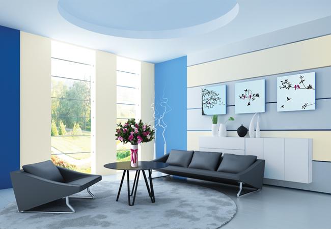 Mẹo chọn sơn nội thất giúp tổ ấm thêm năng lượng - Vật liệu xây dựng Việt Nam