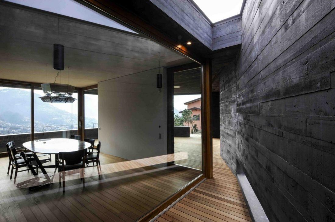 , Cách tạo ra bê tông màu đen và ứng dụng trong một số công trình